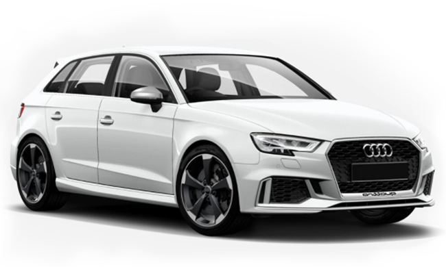 Location Audi RS3 400ch